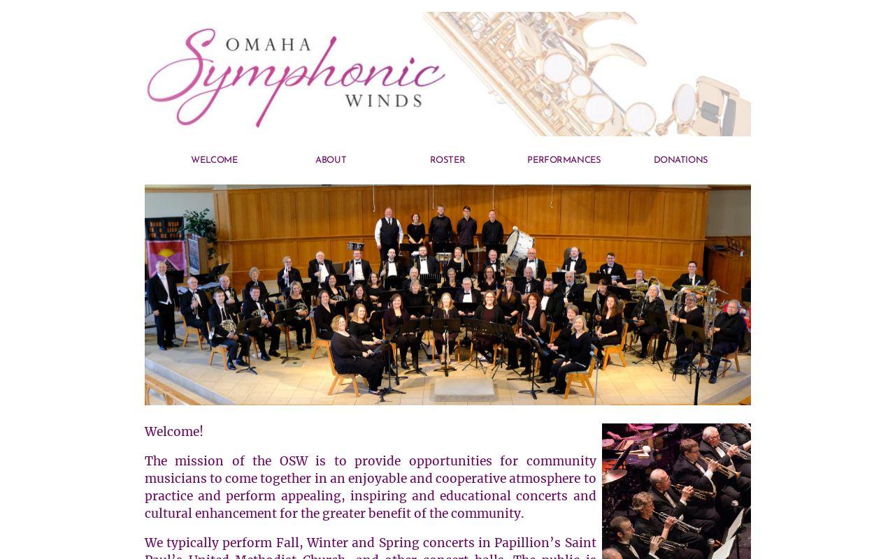 Omaha Symphonic Winds
